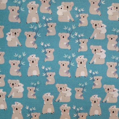 Fabric :: Joey :: Koala Bears