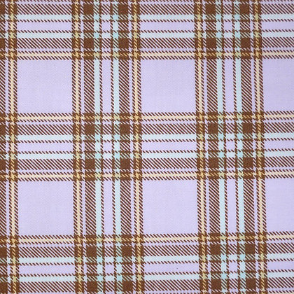 Fabric :: Pastel Plaid ::  Mauve