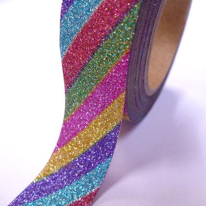 Washi Tape :: Glitter Rainbow