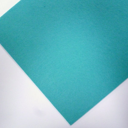 3mm THICK felt :: Turquoise