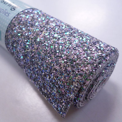 Chunky Glitter roll :: Magical :: Blue/Grey