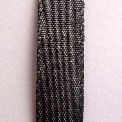 Taffetta Ribbon :: Charcoal