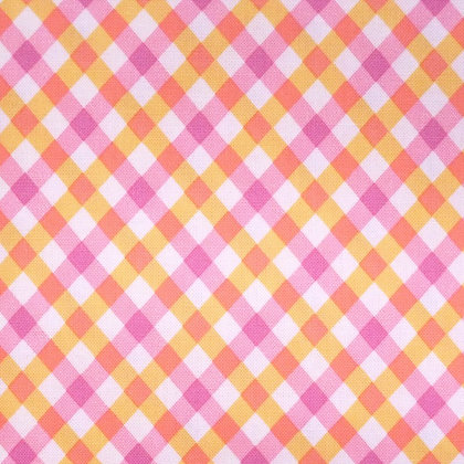 Fabric :: Perfect Party :: Yellow Gingham