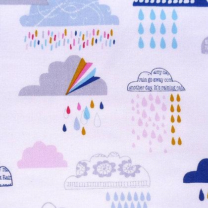 SALE Fabric :: Rain or Shine :: Clouds