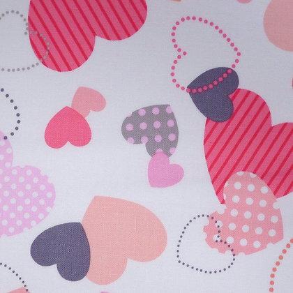 Fabric :: Love Dee Da Hearts