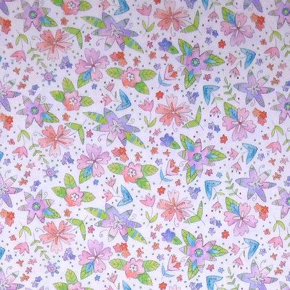 Fabric :: Waltz of Whimsy :: Ramble