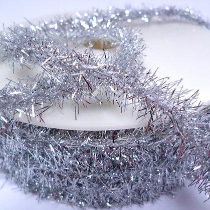 Mini Tinsel :: Silver