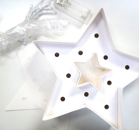 Light up Sign :: Star