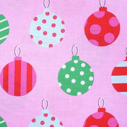 Fabric :: Hang The Ornaments