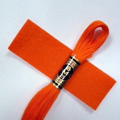 DMC Embroidery Thread :: Satsuma (947)