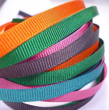 6mm Grosgrain Ribbon Pack (C) ::Tropical