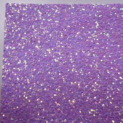Chunky Glitter sheet :: Magical :: Mauve