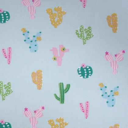 SALE Fabric :: Ocean Drive :: Cactus