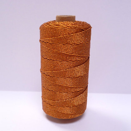 Metallic Rope Twine :: 100m :: Copper