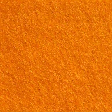 """Premium Felt :: 12"""" square ::  Orange"""