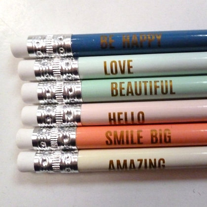 Awesome Phrase Pencils