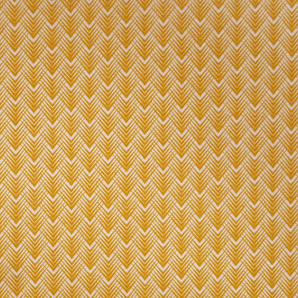 Fabric :: Golden Days :: Mustard Feather Chevron