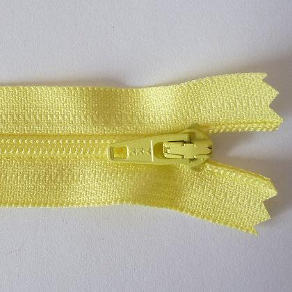 "4"" Zips :: Lemon"
