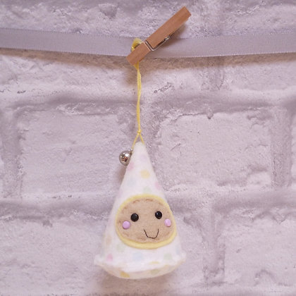 Handmade :: Happy :: Pastel Polka Dot