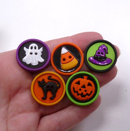 Fantastic Button Packs :: Sew Fun Halloween