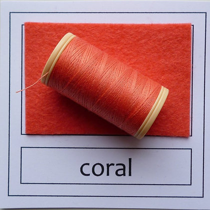 Sewing Thread :: Coral