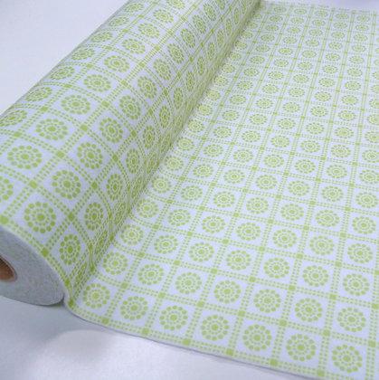 Acrylic Felt from the roll :: Green Tile