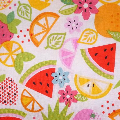 Fabric :: Fresh Market :: Fruit Mix