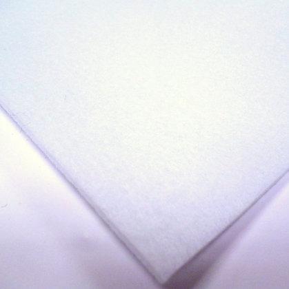 3mm THICK felt :: White