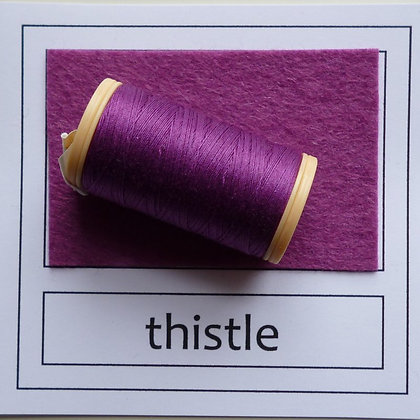 Sewing Thread :: Thistle