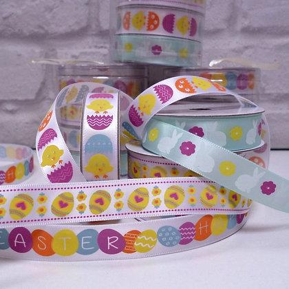 Easter Ribbon Spool Set (4 spools)