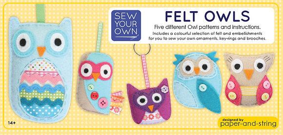 Owls Large Kit