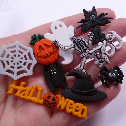 Fantastic Button Packs :: Spooktacular