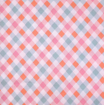 Fabric :: Perfect Party :: Pink Gingham