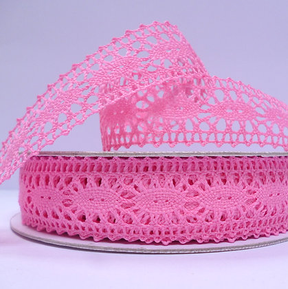 Crochet Lace :: Candy Pink