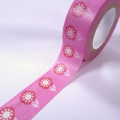 Washi Tape roll :: Daisy Flower