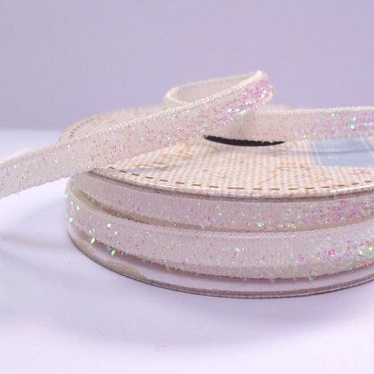 Pastel Spools 2 :: Glittery Velvet :: Natural