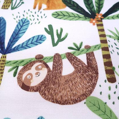 Fabric :: Jungle Fever :: Jungle Friends