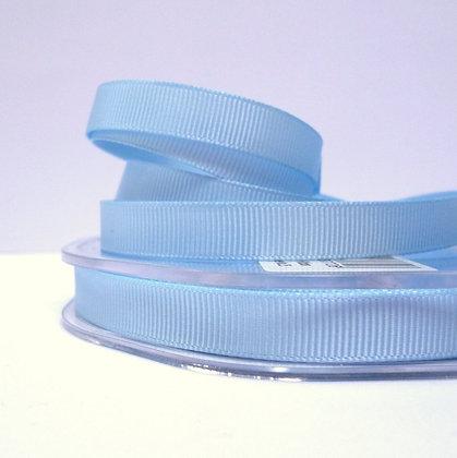 10mm grosgrain :: by the metre :: Light Blue