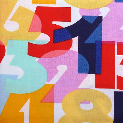 Fabric :: Numbers