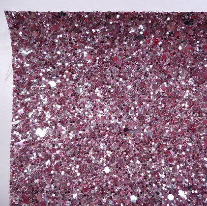 Chunky Glitter sheet :: Mixed :: Sparkle Rose