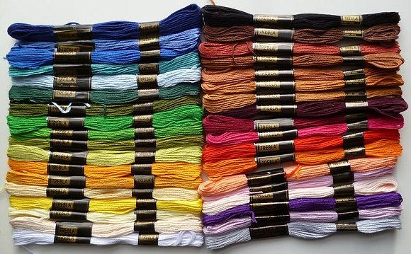 Thread Packs :: Bulk Buy :: 36 colours