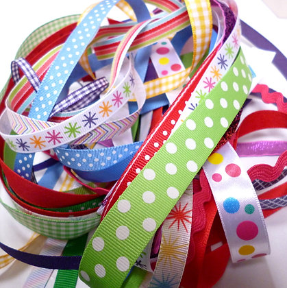 Ribbon Remnant Colour Pack :: Circus Bright