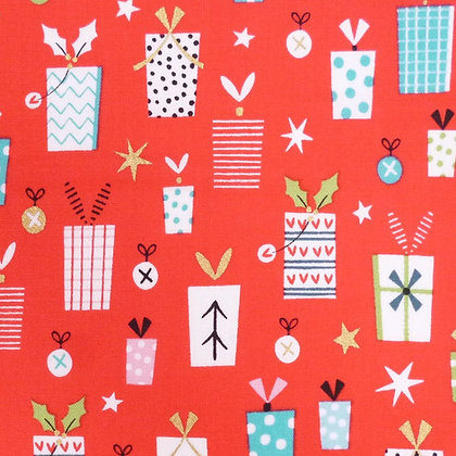 Fabric :: Forest Friends :: Presents