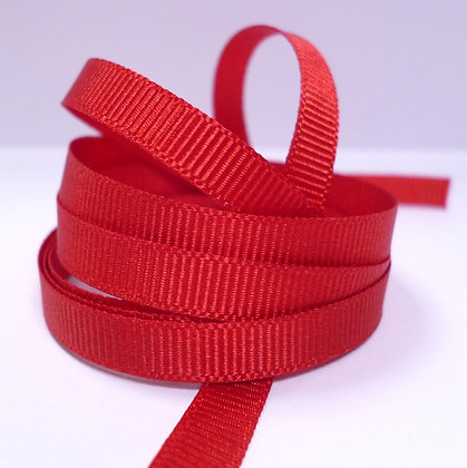 6mm Grosgrain Ribbon :: Bright Red (9325)