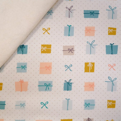 Fabric Felt :: Little Town :: Gifted on Natural