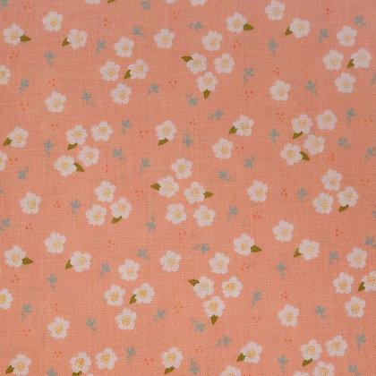 Fabric :: Azure Skies :: Blush Flowers