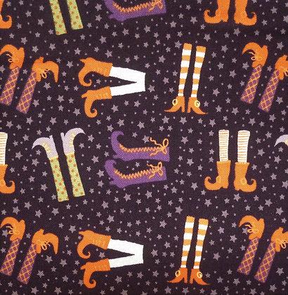 Fabric :: Hocus Pocus :: Witches Legs