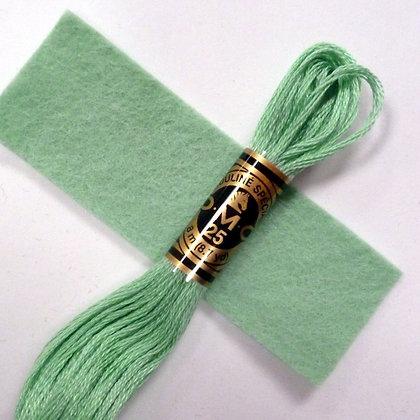 DMC Embroidery Thread :: Mint (954)