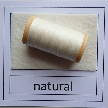 Sewing Thread :: Natural