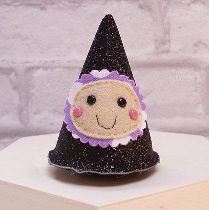 Handmade :: Glitter Happy :: Black